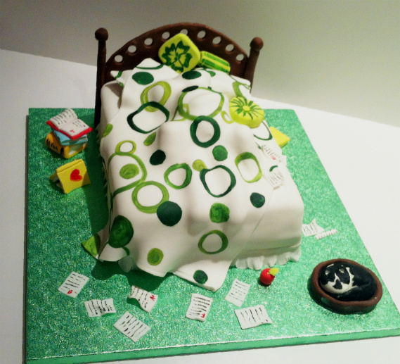 bed fun cake - - Quality Cake Company Tamworth