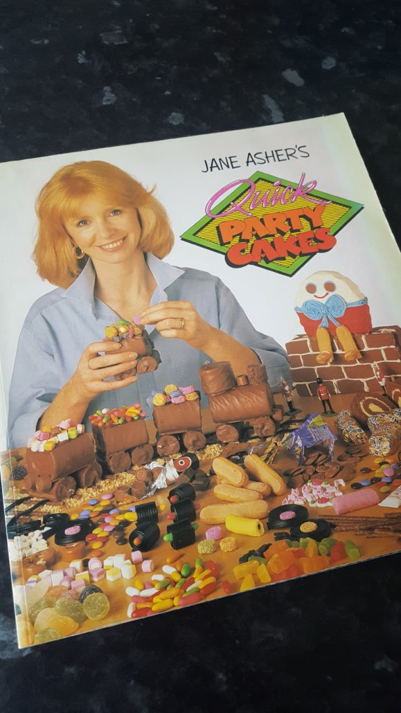 Jane Asher Party Cakes Book