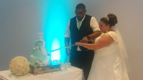 Blue Swag - Cutting The Cake