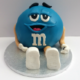 M&M Cake - Quality Cake Company Tamworth