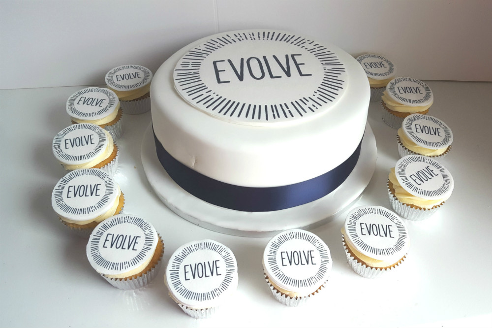 Corporate Business Cakes