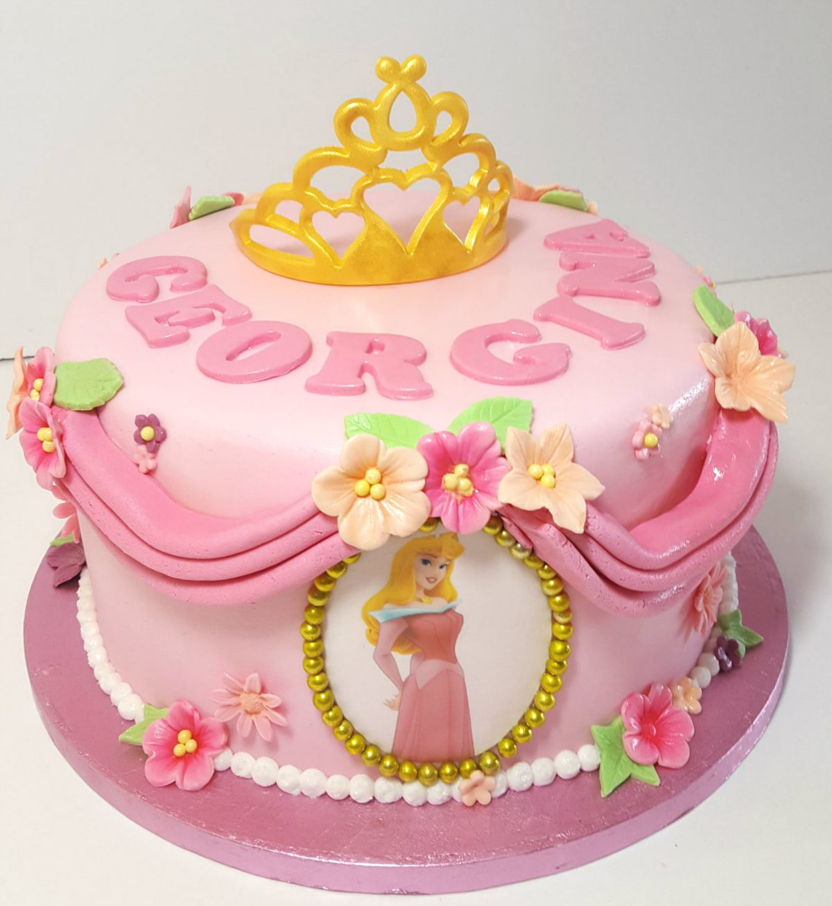 Princess Themed Cakes