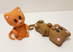 kitten cat cake toppers Tamworth