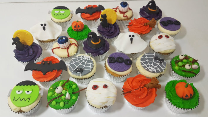 halloween cupcakes inspiration - Tamworth
