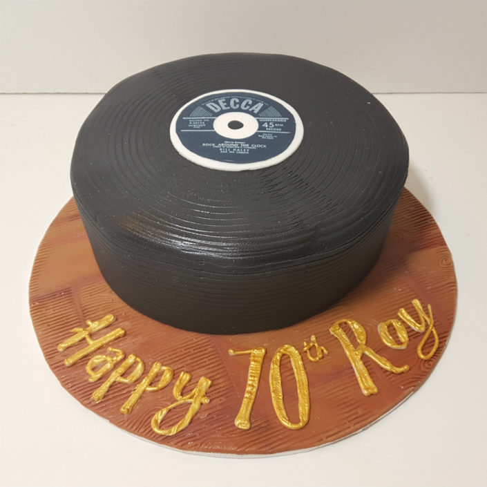 records birthday cake tamworth