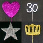 cake toppers - tamworth sutton coldfield