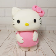 Hello kitty cute cake topper - tamworth sutton coldfield