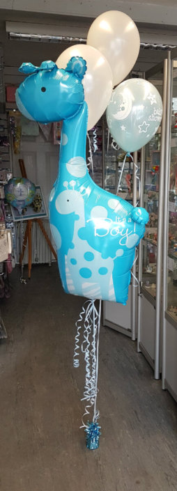 New Baby helium balloons - Tamworth