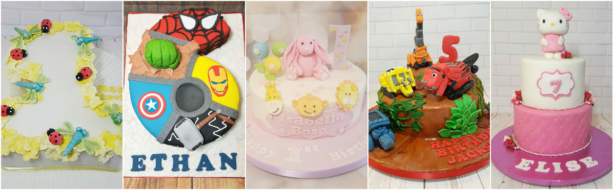 Children's birthday cakes - tamworth birmingham sutton coldfield