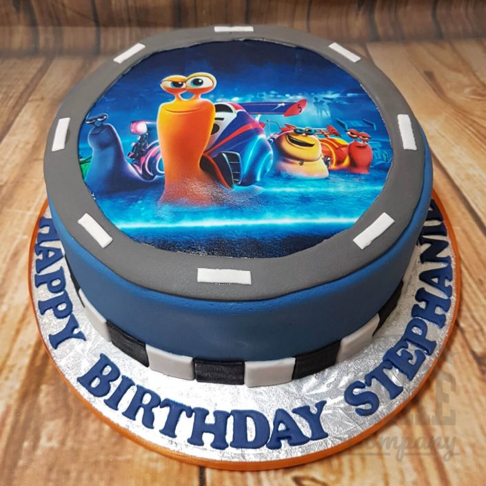Turbo photo cake - tamworth