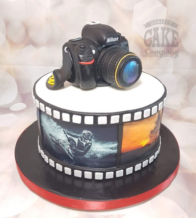 DSLR photography photos theme birthday cake - Tamworth