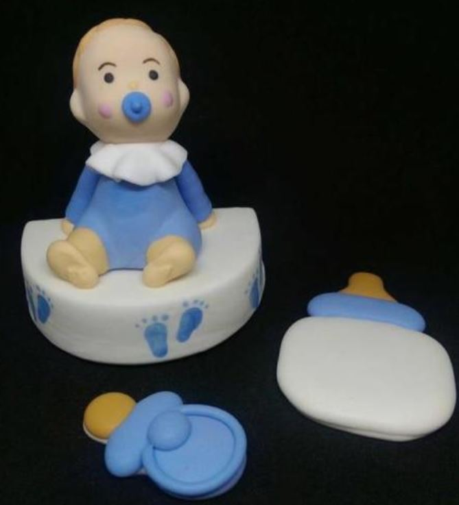 Baby cake decoration set - Tamworth West Midlands