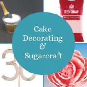 Cake decorations and sugarcraft supplies