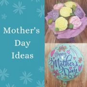 Mother's Day gift ideas cakes balloons - Tamworth