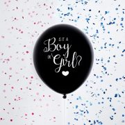 gender reveal balloon tamworth
