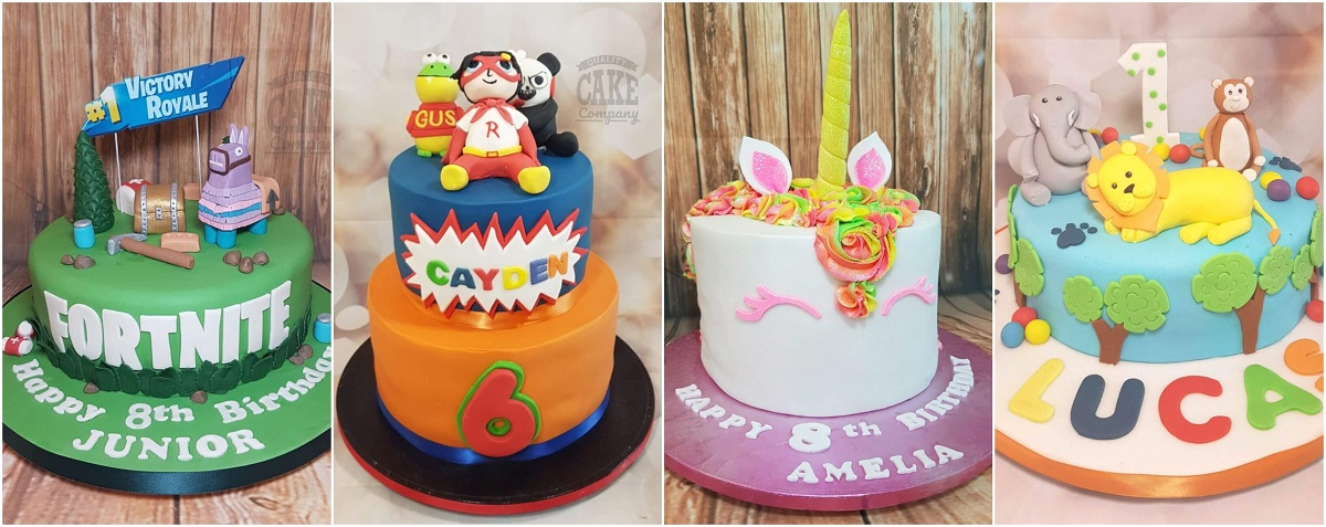 children's birthday cakes tamworth west midlands