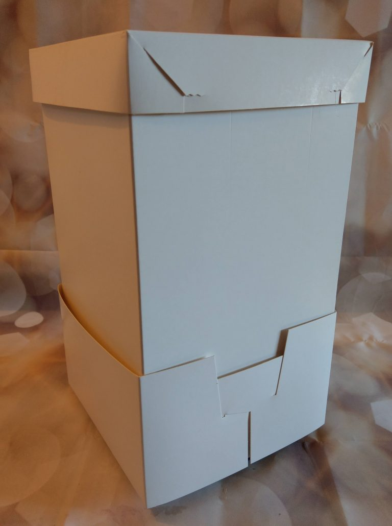 cake box extensions available in sizes 8inch to 18inch - Quality Cake Company Tamworth