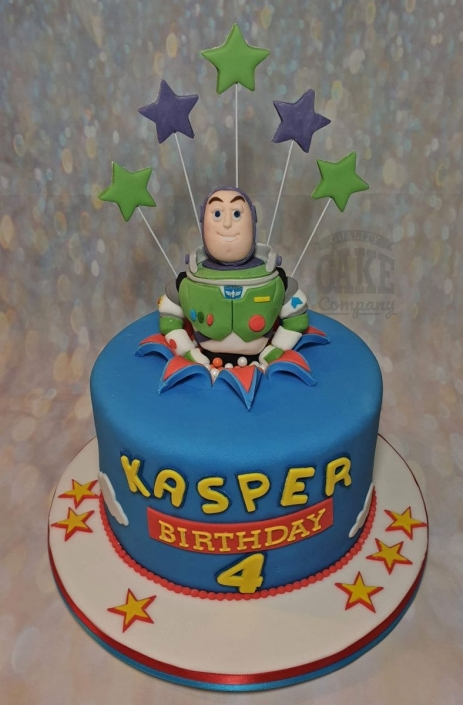Buzz Lightyear theme birthday cake - Tamworth