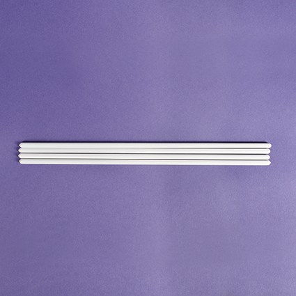 plastic dowells 12 inches cake decorating structure tools