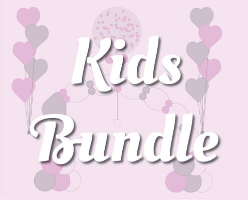 Balloon bundles kids bundle