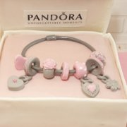Fondant sugar large item bracelet and charms custom cake topper