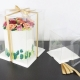 Choosing the right cake board and box