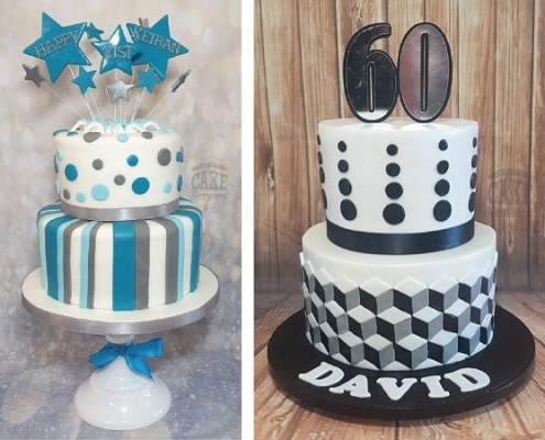Male cakes for inspiration - tamworth